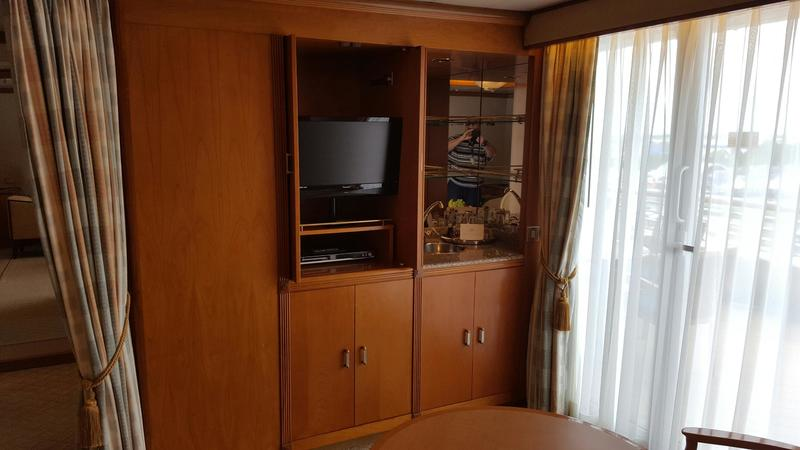Owner's Suite on Sea Princess