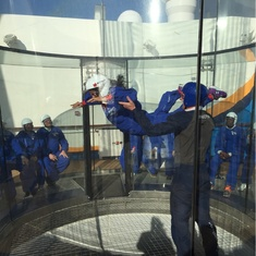 Ripcord Skydiving on Quantum of the Seas