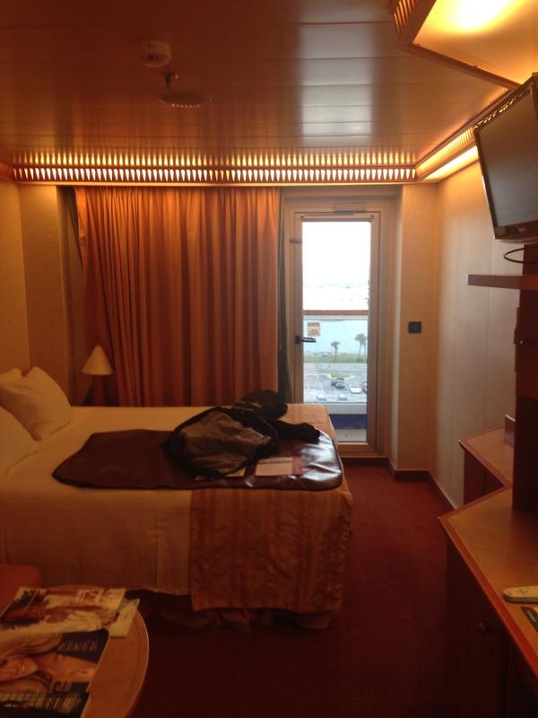 Carnival Liberty cabin 8378