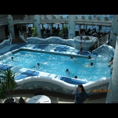 Calypso Reef And Pool on Grand Princess