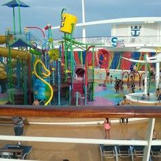 Adventure Ocean on Liberty of the Seas