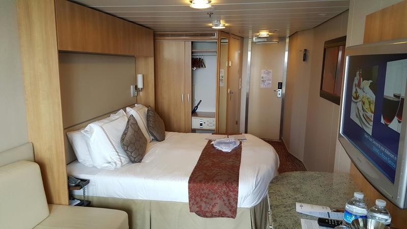 Equinox Classes Reviews >> AquaClass, Cabin Category K2, Celebrity Solstice