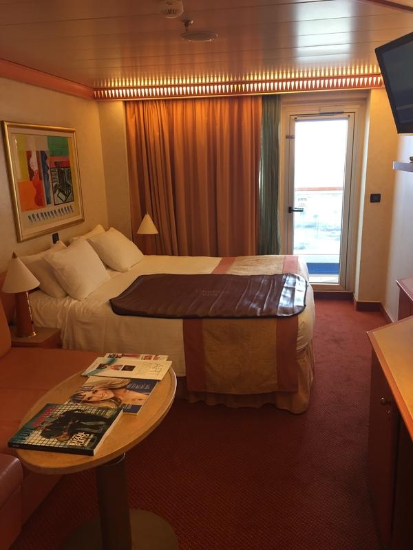 Carnival Liberty cabin 8364