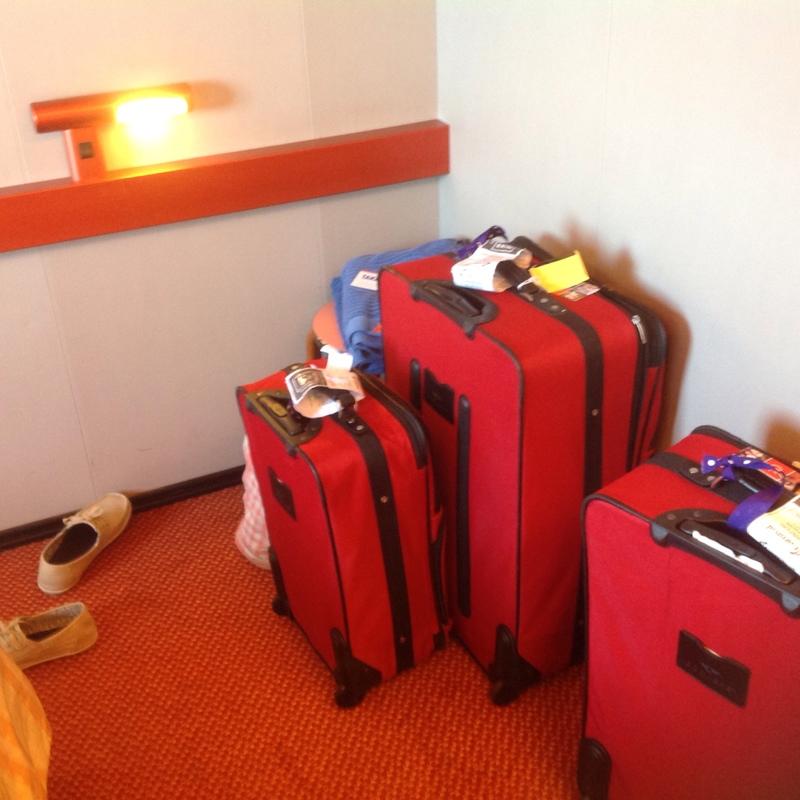 Carnival Elation cabin R88