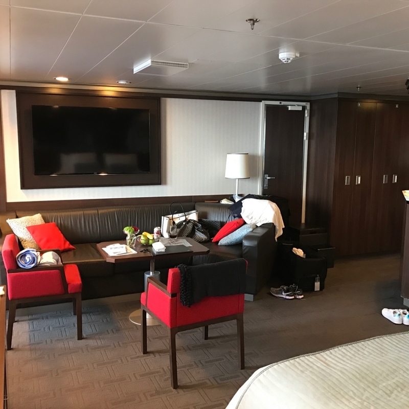 Neptune Suite Cabin Category Up Nieuw Amsterdam