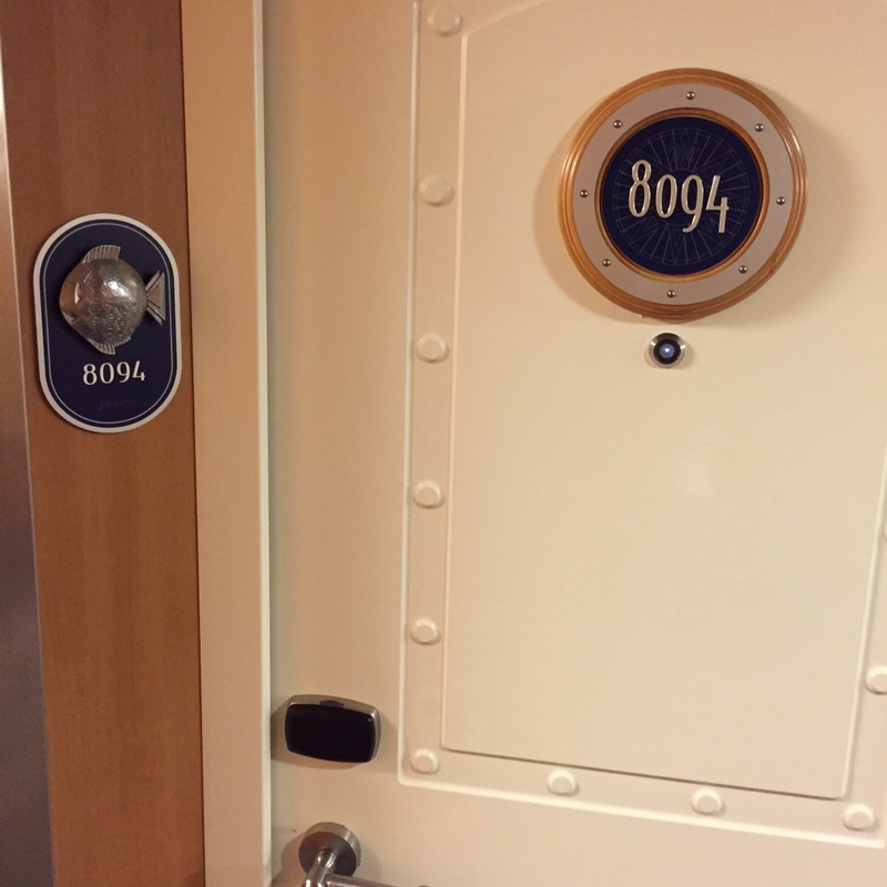 Disney Fantasy cabin 8094