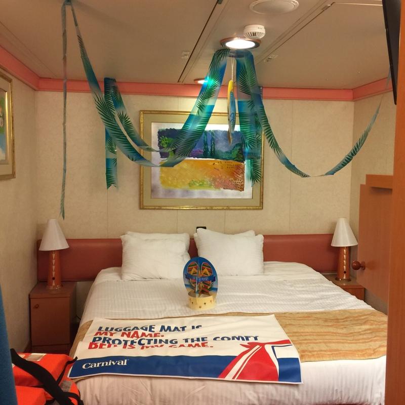 Carnival Conquest cabin 9239
