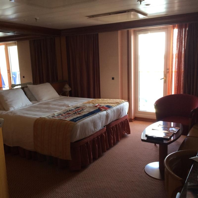 Carnival Pride cabin 6162