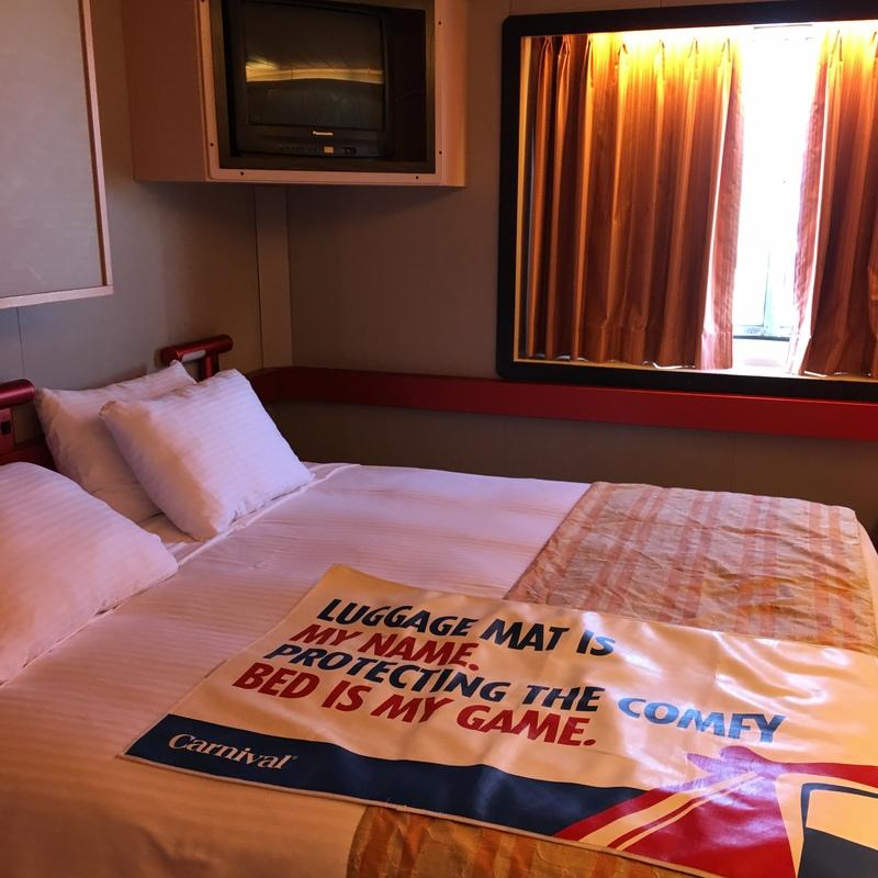 Carnival Elation cabin R193