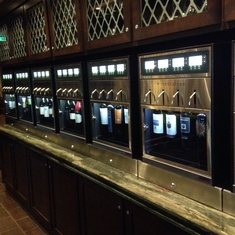 Vintages on Quantum of the Seas