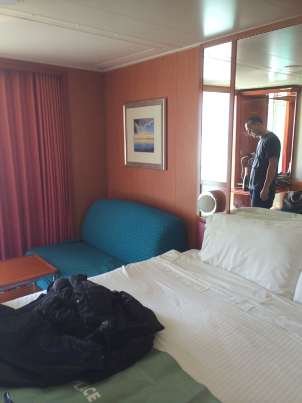 Balcony Cabin 9134 On Norwegian Gem Category B2