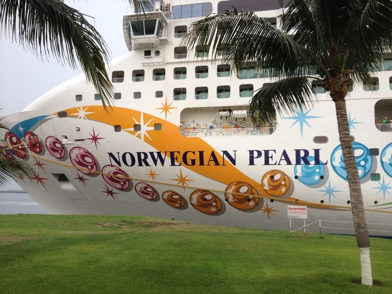 Norwegian Pearl Cruises From New Orleans Louisiana On - New orleans cruise ship terminal