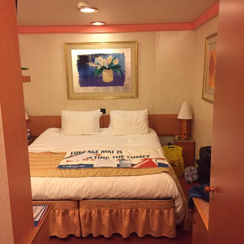 Carnival Conquest cabin 9243
