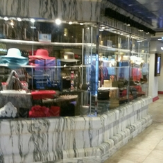 Fun Shops on Carnival Fantasy