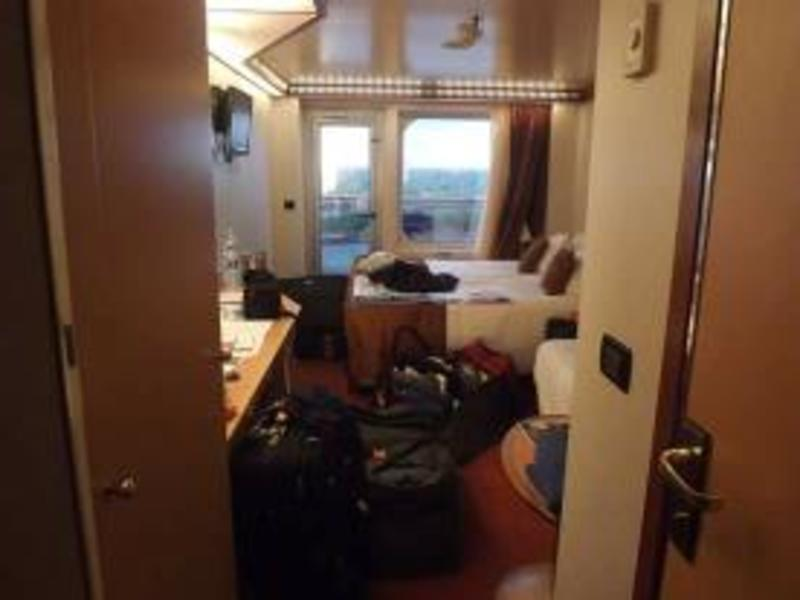 Carnival Dream cabin 10211