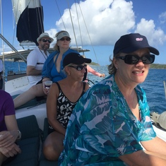 Happy Crew on Alaunt, a Gallant 53