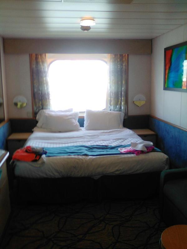 Oceanview Cabin 3116 On Vision Of The Seas Category Sh