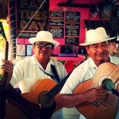 Cozumel, Mexico - Mariachi Band