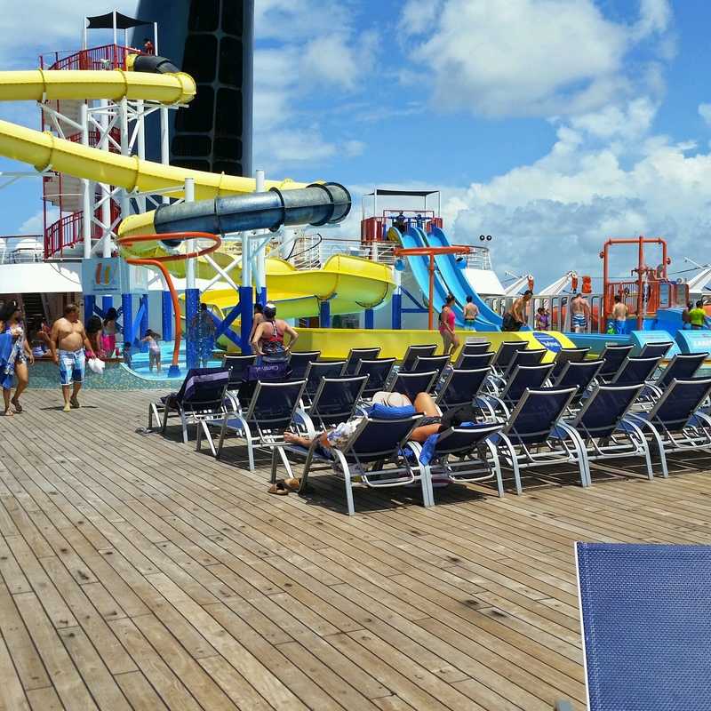 my favorite place to hang out. - Carnival Ecstasy