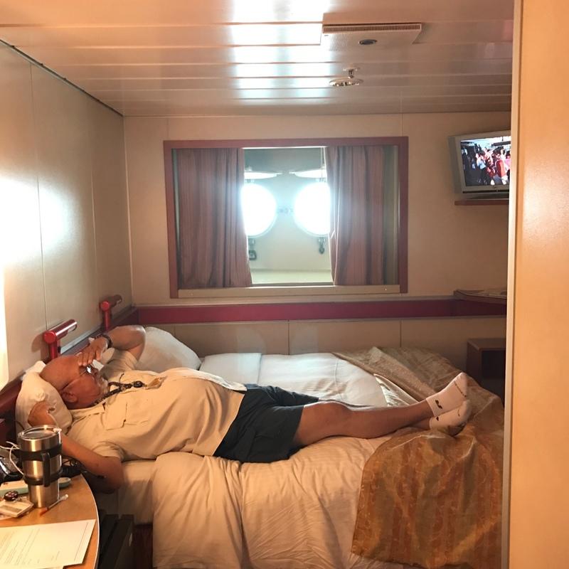Carnival Ecstasy cabin E2