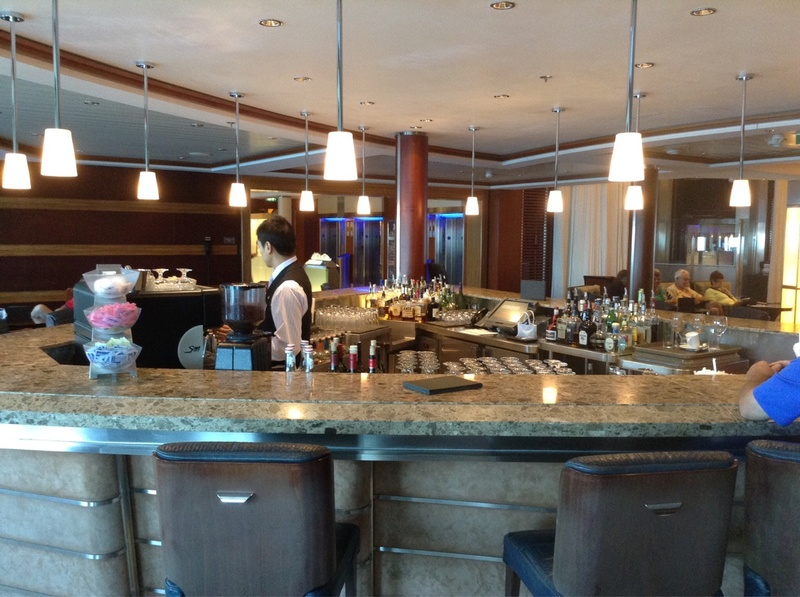 Passport Bar on Celebrity Solstice