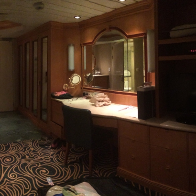 Grandeur of the Seas cabin 8002