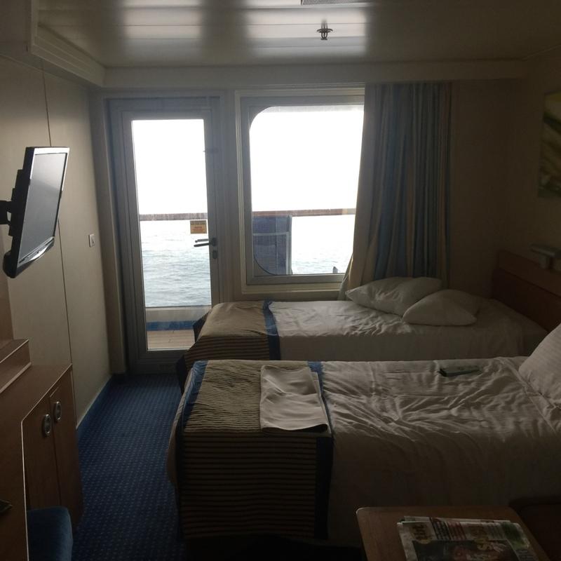 Carnival Sunshine cabin 8296