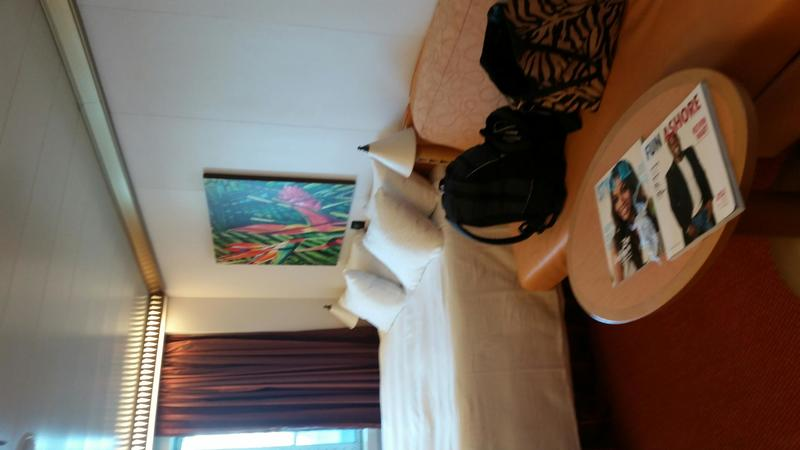 Carnival Magic cabin 2284