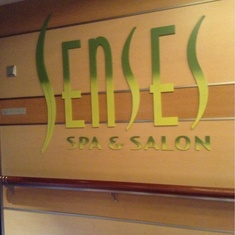Vista Spa and Salon on Disney Magic