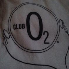 Club O2 on Carnival Splendor