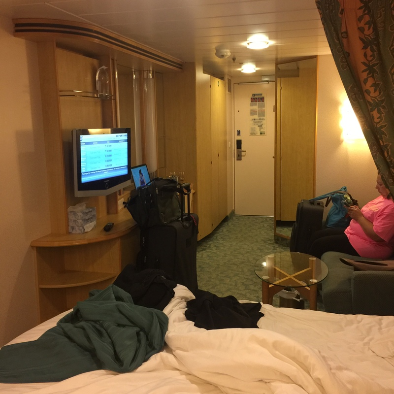 Liberty of the Seas cabin 8696