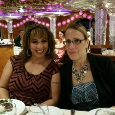 Horatio''s Lido Restaurant on Carnival Miracle