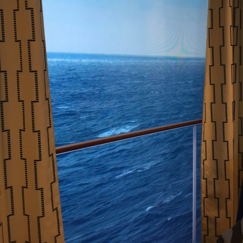 Interior Stateroom with Virtual Balcony on Quantum of the Seas