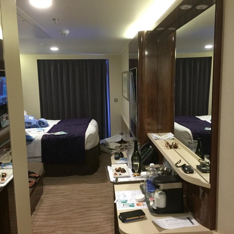 Suite 10840 On Norwegian Getaway, Category QO