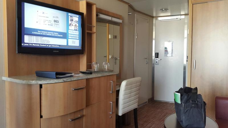 Celebrity solstice cruise ship cabins