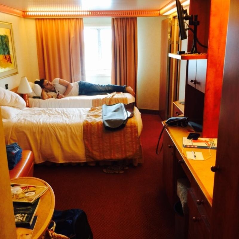 Carnival Conquest cabin 1403
