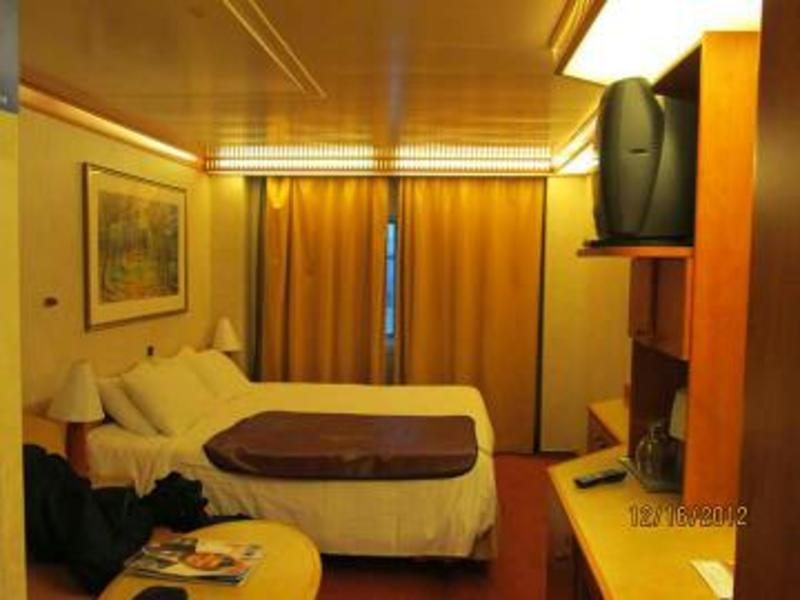 Oceanview Cabin 1133 On Carnival Pride Category 6a