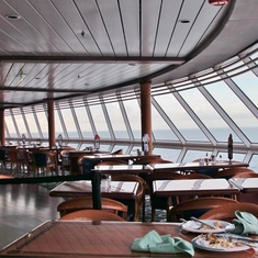 Windjammer Marketplace on Enchantment of the Seas