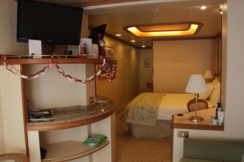 Mini Suite Cabin Category Md Emerald Princess