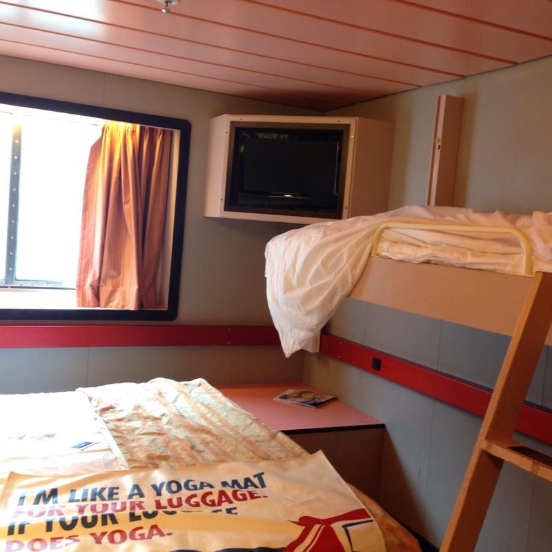 Carnival Elation cabin M164