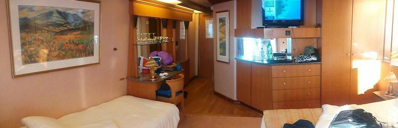 Carnival Pride cabin 6258