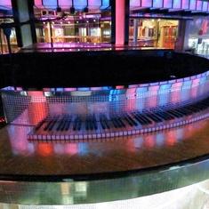88 Piano Bar on Carnival Fascination