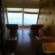 Cloud 9 Spa on Carnival Sunshine