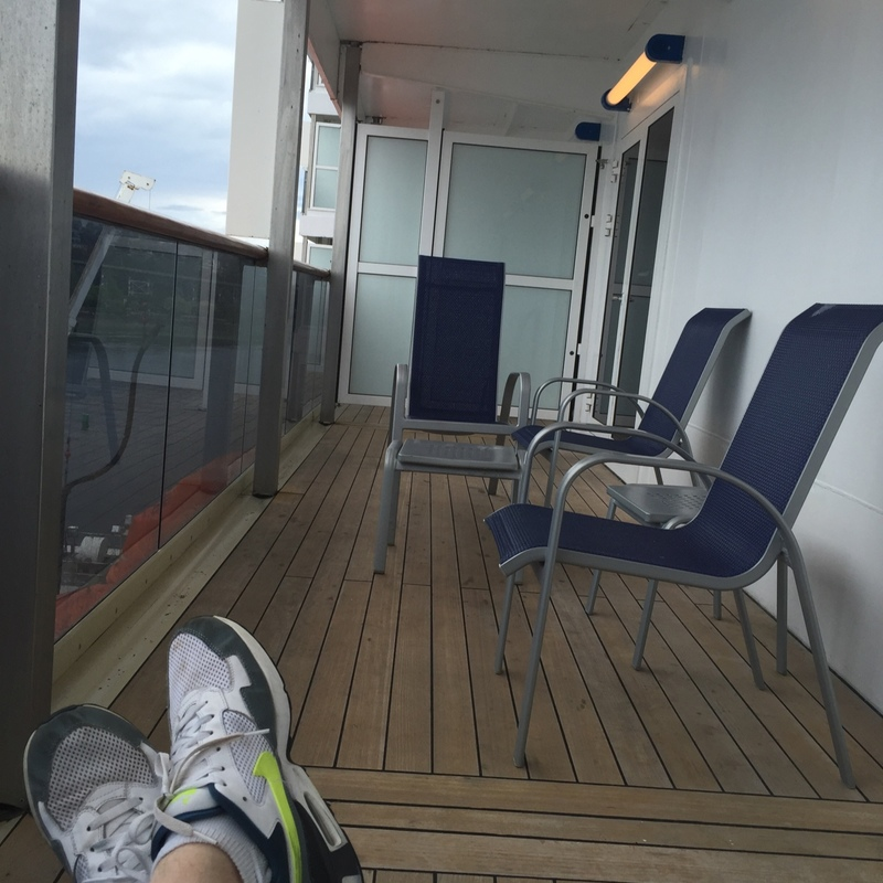 Extended Balcony Stateroom Cabin Category 8j Carnival Legend