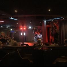 Comedy Club on Harmony of the Seas