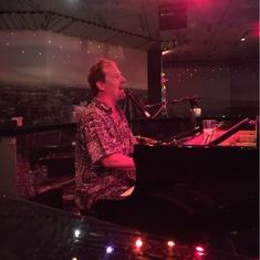 Lindy Hop Piano Bar on Carnival Valor