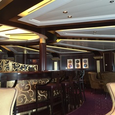Ensemble Lounge on Celebrity Solstice