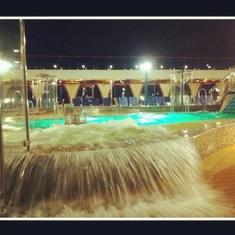 Camelot Forward Pool on Carnival Legend