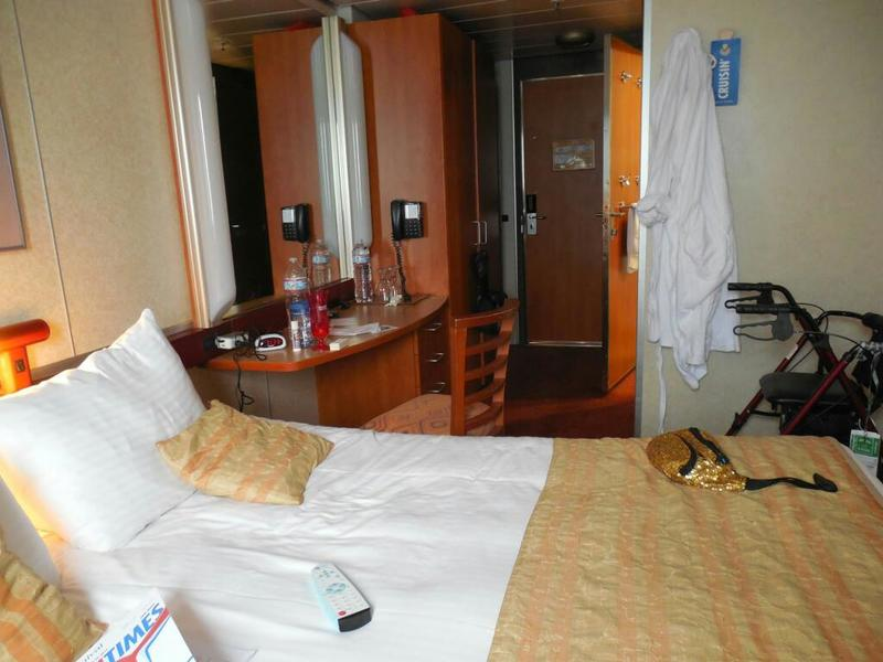 Carnival Inspiration Cabins And Staterooms