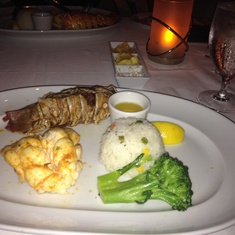 Silhouette Restaurant on Celebrity Equinox